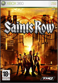 Okładka Saints Row (X360)