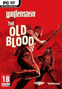 Game Wolfenstein: The Old Blood (PC) Cover
