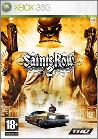 Game Saints Row 2 (X360) Cover