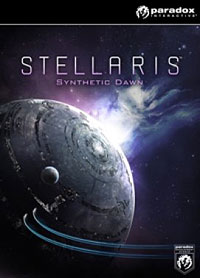 Game Stellaris: Synthetic Dawn (PC) Cover