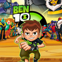 Game Ben 10 (PC) Cover