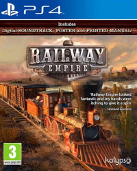 Okładka Railway Empire (PS4)
