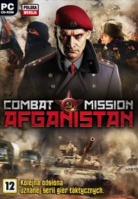 Combat Mission: Afghanistan Game Box