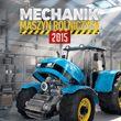 Game Mechanik Maszyn Rolniczych 2015 (PC) Cover