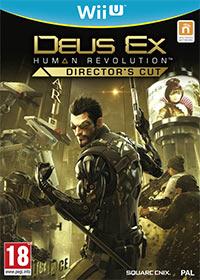 Game Deus Ex: Human Revolution (PC) Cover