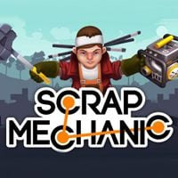 Game Scrap Mechanic (PC) Cover