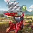 game Farming Simulator 17: Platinum Edition