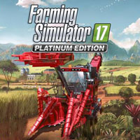 Farming Simulator 17: Platinum Edition Game Box