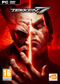Game Tekken 7 (XONE) Cover