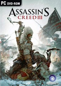Assassin's Creed III Game Box