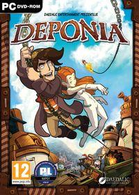 Deponia (2012/Multi2/RePack) by R.G. Mechanics
