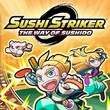 game Sushi Striker: The Way of Sushido