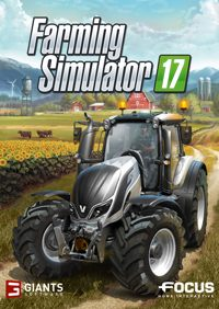 Game Farming Simulator 17 (PC) Cover
