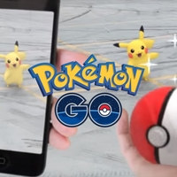 Okładka Pokemon GO (iOS)