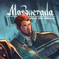 Game Masquerada: Songs and Shadows (PC) Cover