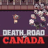 Death Road to Canada Game Box