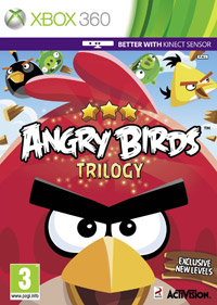 Game Angry Birds Trilogy (X360) Cover