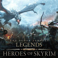 Game The Elder Scrolls: Legends - Heroes of Skyrim (PC) Cover