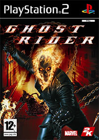 Okładka Ghost Rider (PS2)