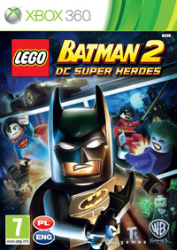LEGO Batman 2: DC Super Heroes [X360]
