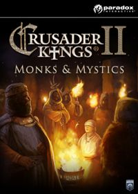 Game Crusader Kings II: Monks and Mystics (PC) Cover