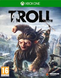 Game Troll and I (PC) Cover