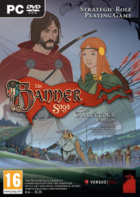 The Banner Saga Game Box