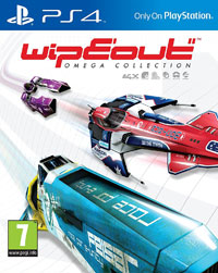 WipEout: Omega Collection Game Box