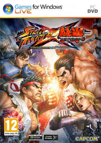 Game Street Fighter X Tekken (PS3) Cover