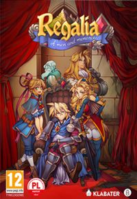 Regalia: Of Men and Monarchs Game Box