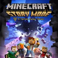 Okładka Minecraft: Story Mode - A Telltale Games Series - Season 1 (PC)