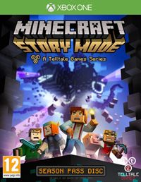 Minecraft: Story Mode - A Telltale Games Series - Season 1 [XONE]