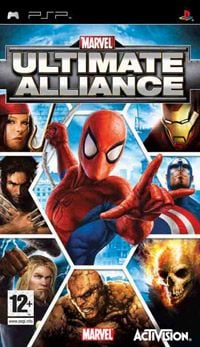Marvel: Ultimate Alliance [PSP]
