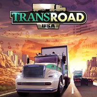 Okładka TransRoad: USA (PC)