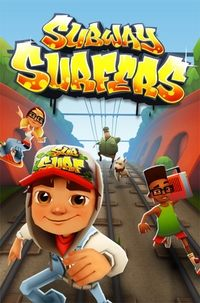 Okładka Subway Surfers (AND)