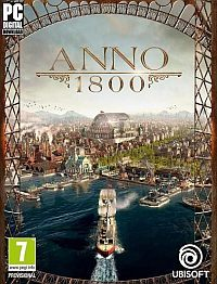 Anno 1800 Game Box