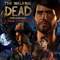Game The Walking Dead: The Telltale Series - A New Frontier (PC) Cover