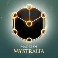 Mages of Mystralia Game Box