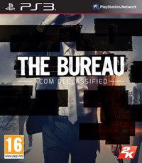 Okładka The Bureau: XCOM Declassified (PS3)