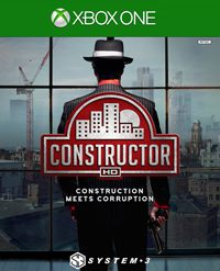 Game Constructor HD (PC) Cover