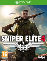 Game Sniper Elite 4 (PS4) Cover