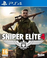 Game Sniper Elite 4 (PC) Cover