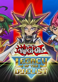 Game Yu-Gi-Oh! Legacy of the Duelist (PS4) Cover
