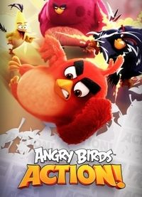 Game Angry Birds Action! (iOS) Cover