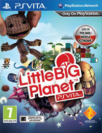 Gra LittleBigPlanet (PS Vita)
