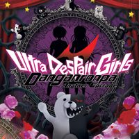 Game Danganronpa Another Episode: Ultra Despair Girls (PSV) Cover