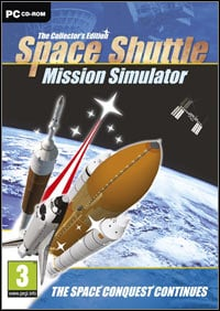 Okładka Space Shuttle Mission Simulator (PC)