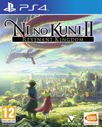 Ni no Kuni II: Revenant Kingdom [PS4]