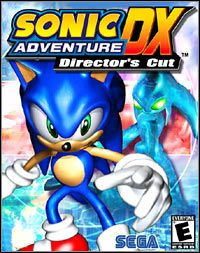 Gra Sonic Adventure DX (PC)