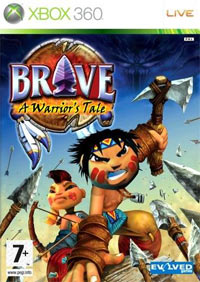 Okładka Brave: A Warrior's Tale (X360)